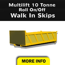 10 Tonne Skip Hire Stoke on Trent