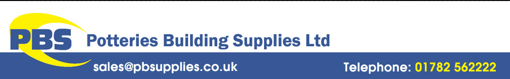 Builders Merchants Stoke - Potteries Building Supplies Ltd - Newcastle Logo