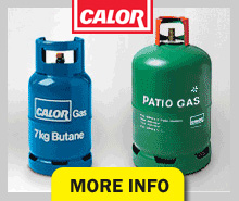 Calor Gas Supplier in Stoke on Trent